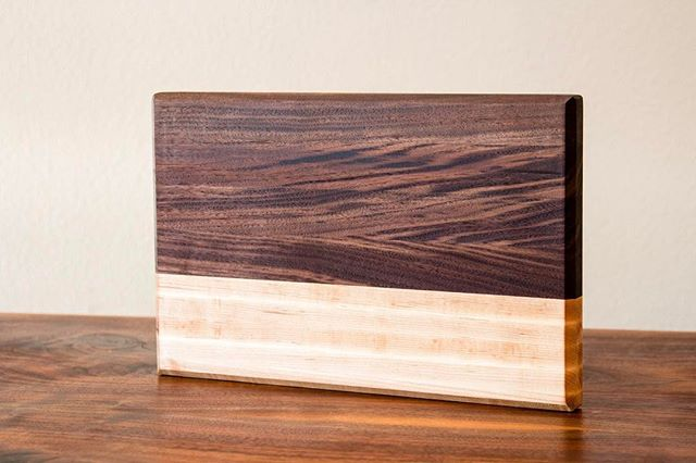 This guy might be my favorite. Really digging the grain patterns and simplicity of this big block!