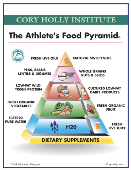 The Nutrition Code  - Daily Checklist, Pregame Checklist, Smoothie Boost & Postgame