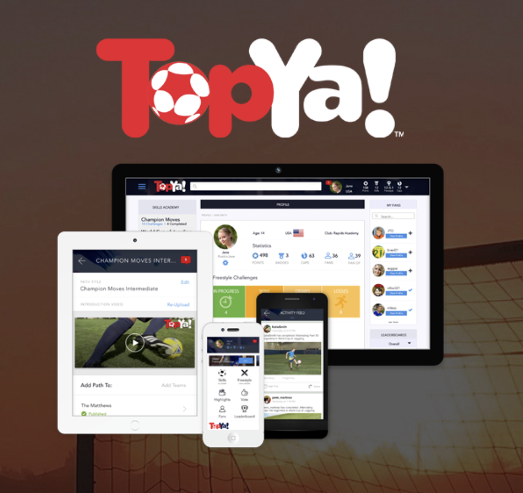 Players need to work on technical skills at home.  TopYa! soccer app  is an easy way to do that.