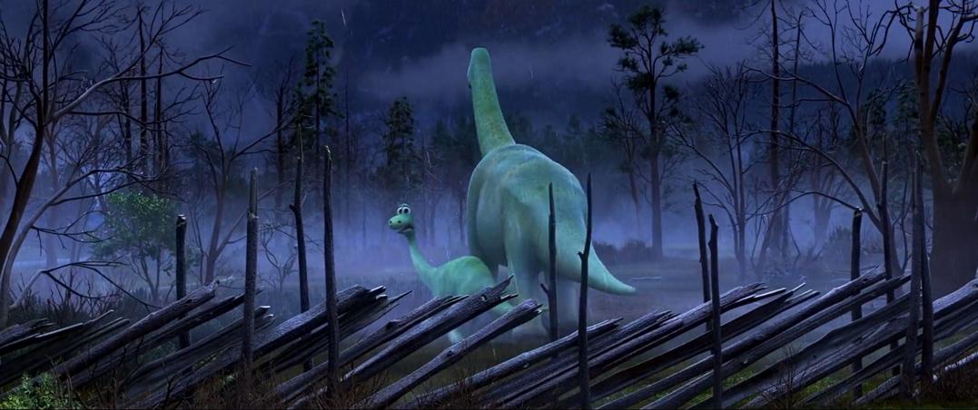 © Pixar Animation Studios