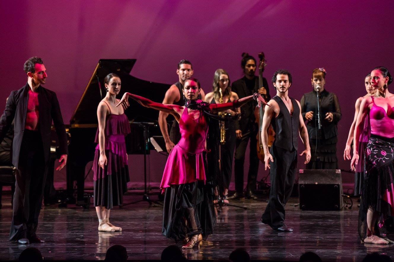 FJK Dance at Symphony Space. Photo by: Jaqi Paige