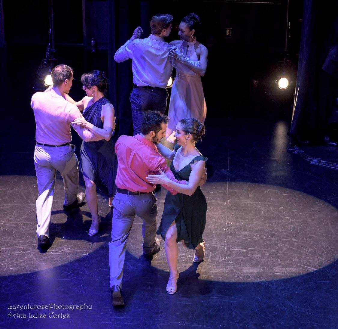 Tango for All at BAM Fisher