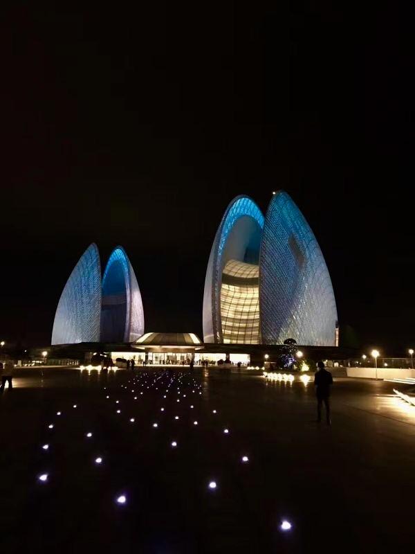 Incredible Zhuhai Theater