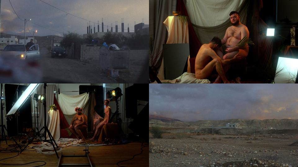 Foto: Stills fra Tore Hallas kunstværk