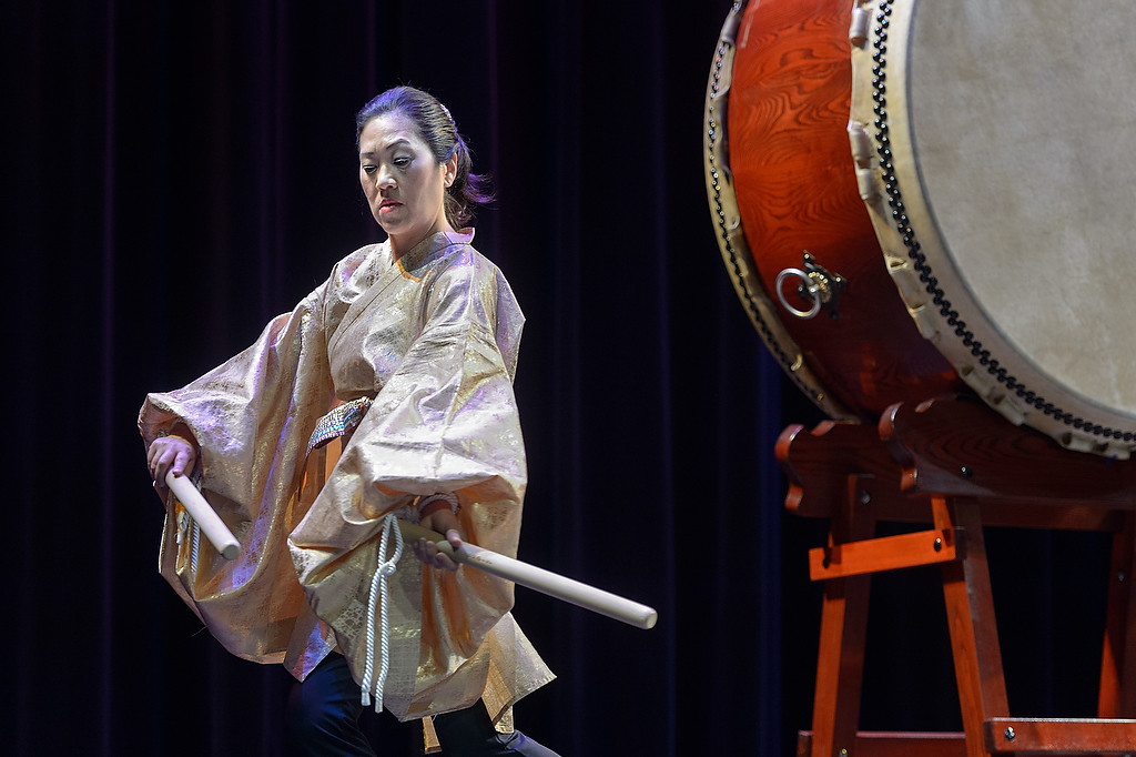 2014 TAIKO LEGACY 11 AND REDUCTION IN MCA CHICAGO