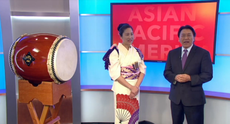 2016.04.05 @ NBC ASIAN AMERICA WITH ROBERT HANDA