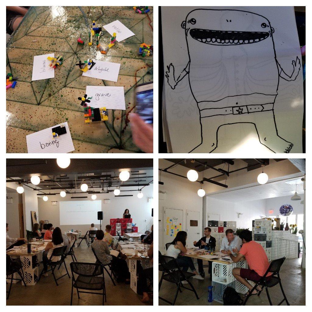 Workshop Facilitation with Design Dream Lab