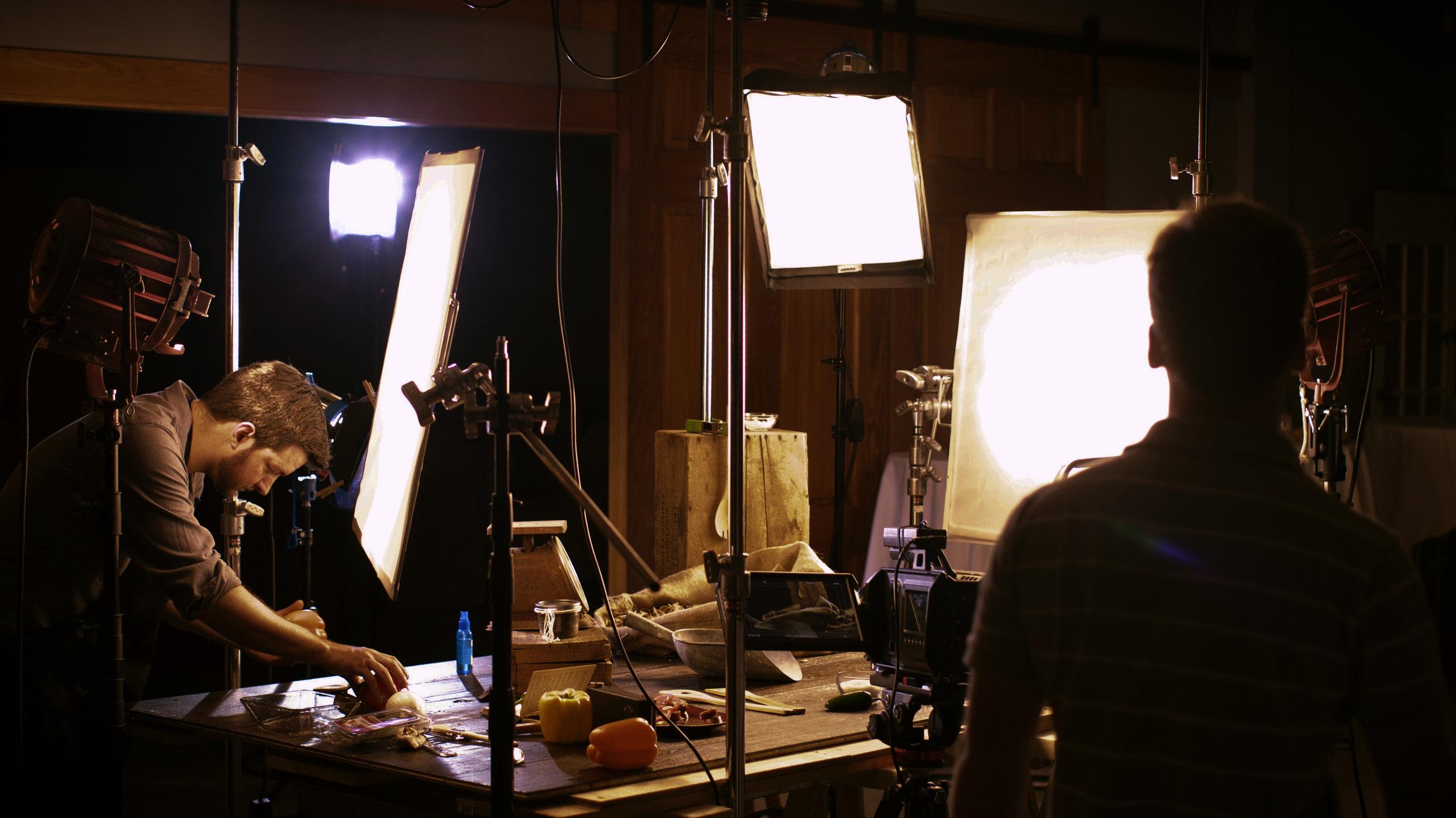 Veron Light Setup Photo