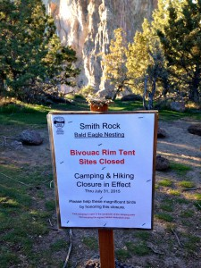 Bivy raptor closure sign