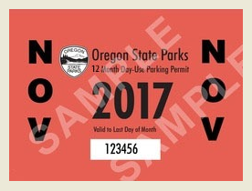 annual parking pass for Smith Rock State Park