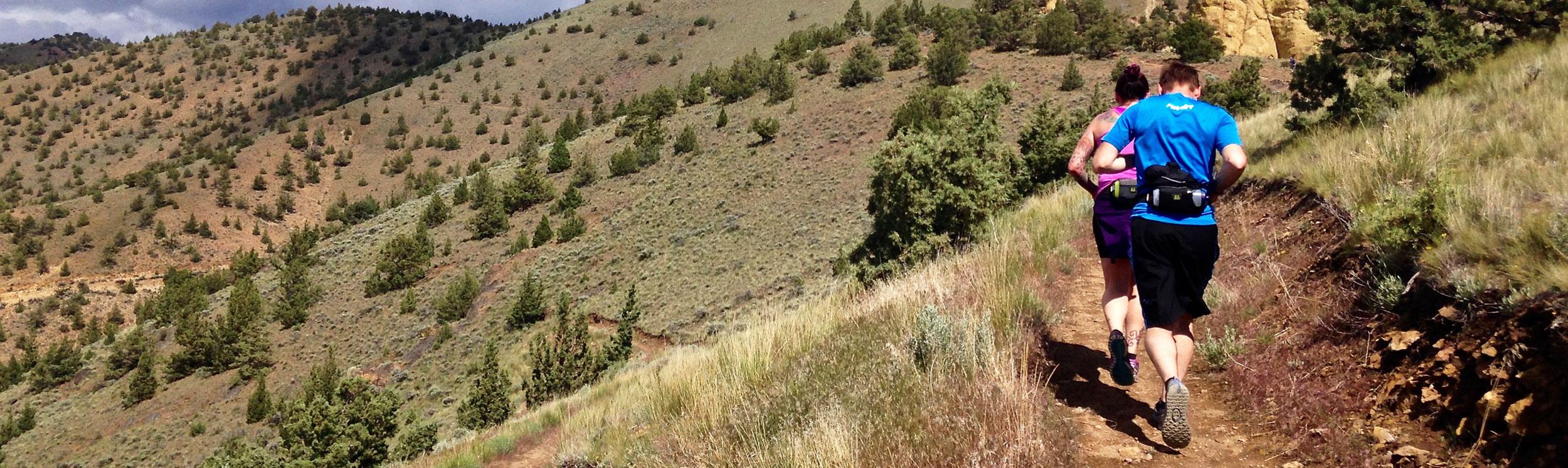 summit loop - trail run
