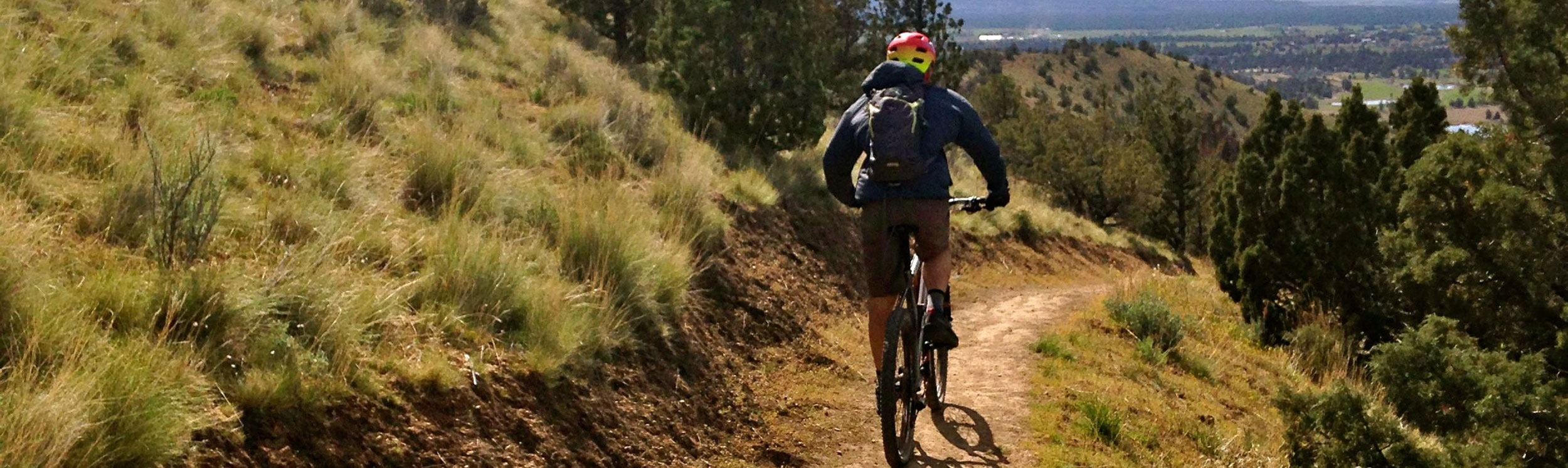 summit loop - bike ride