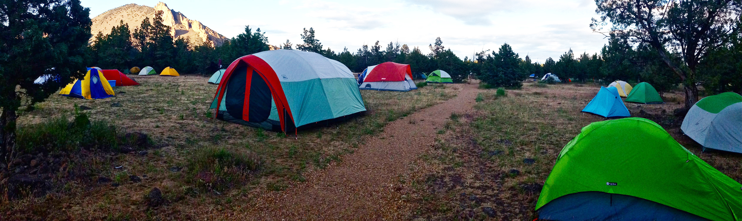 the bivy - campground
