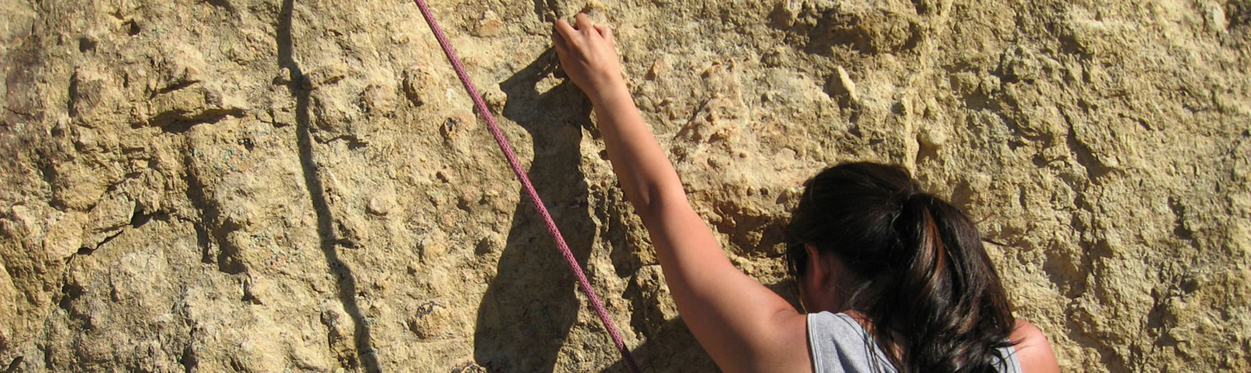 climbing guide - services