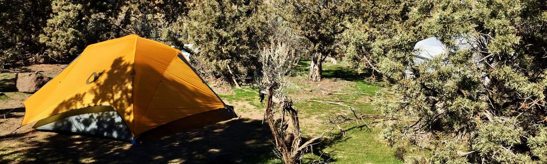 Get a - Campsite