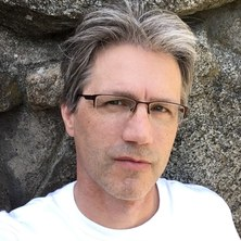 Author, Jeff Smoot  Image courtesy of Mountaineers Books
