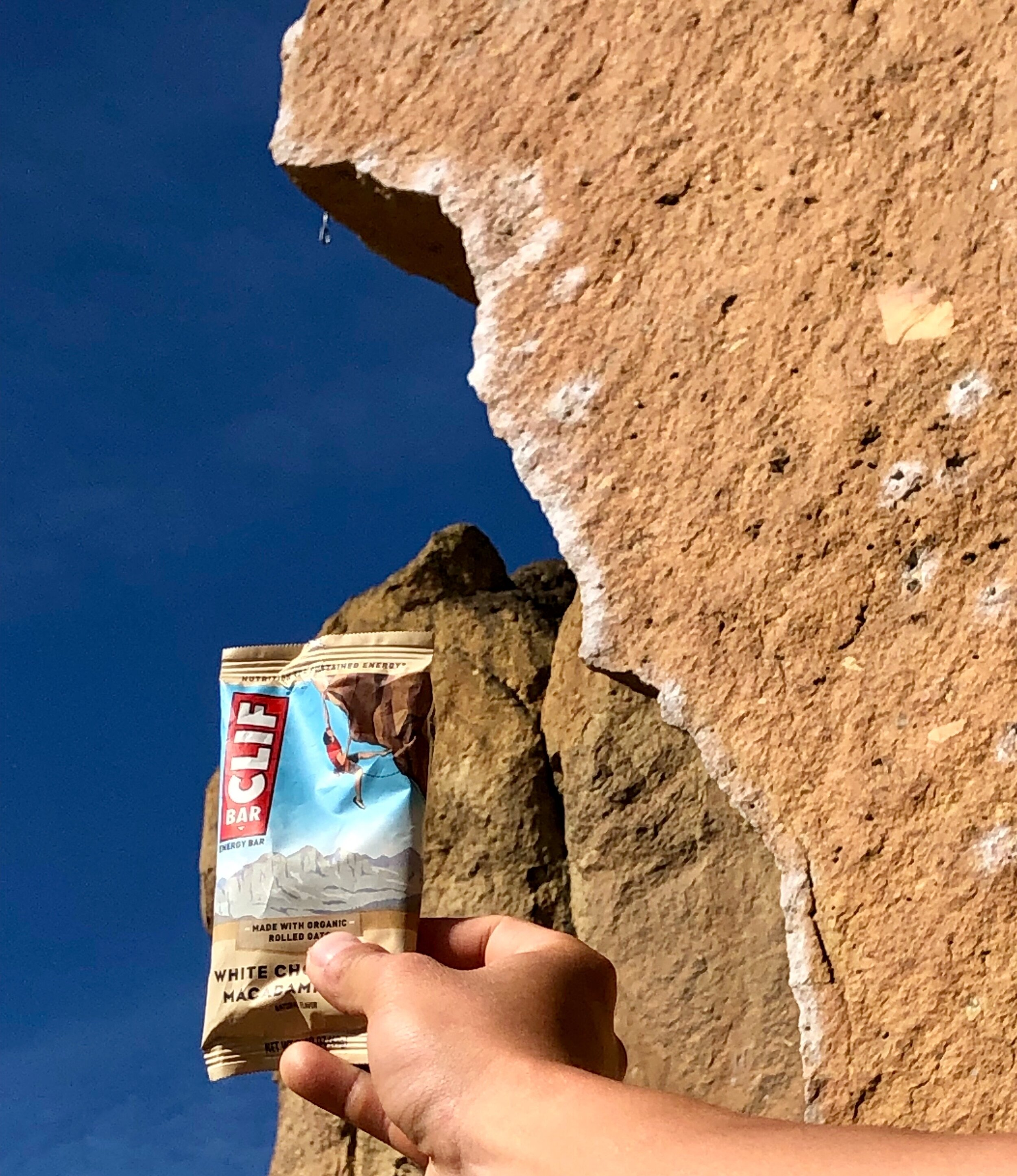 "Clif Bar's  Chain Reaction  ""inspired"" packaging artwork, image courtesy of Amy Sue Matthews"