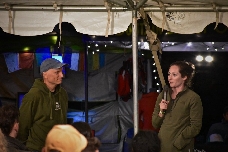 Jim Ewing and Maureen Beck Q&A