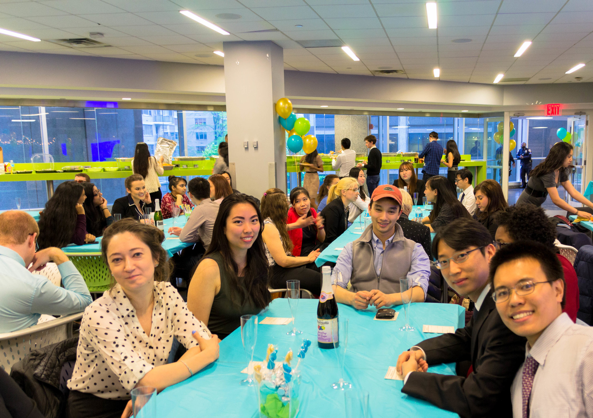 Accounting Society Banquet Spring 2017