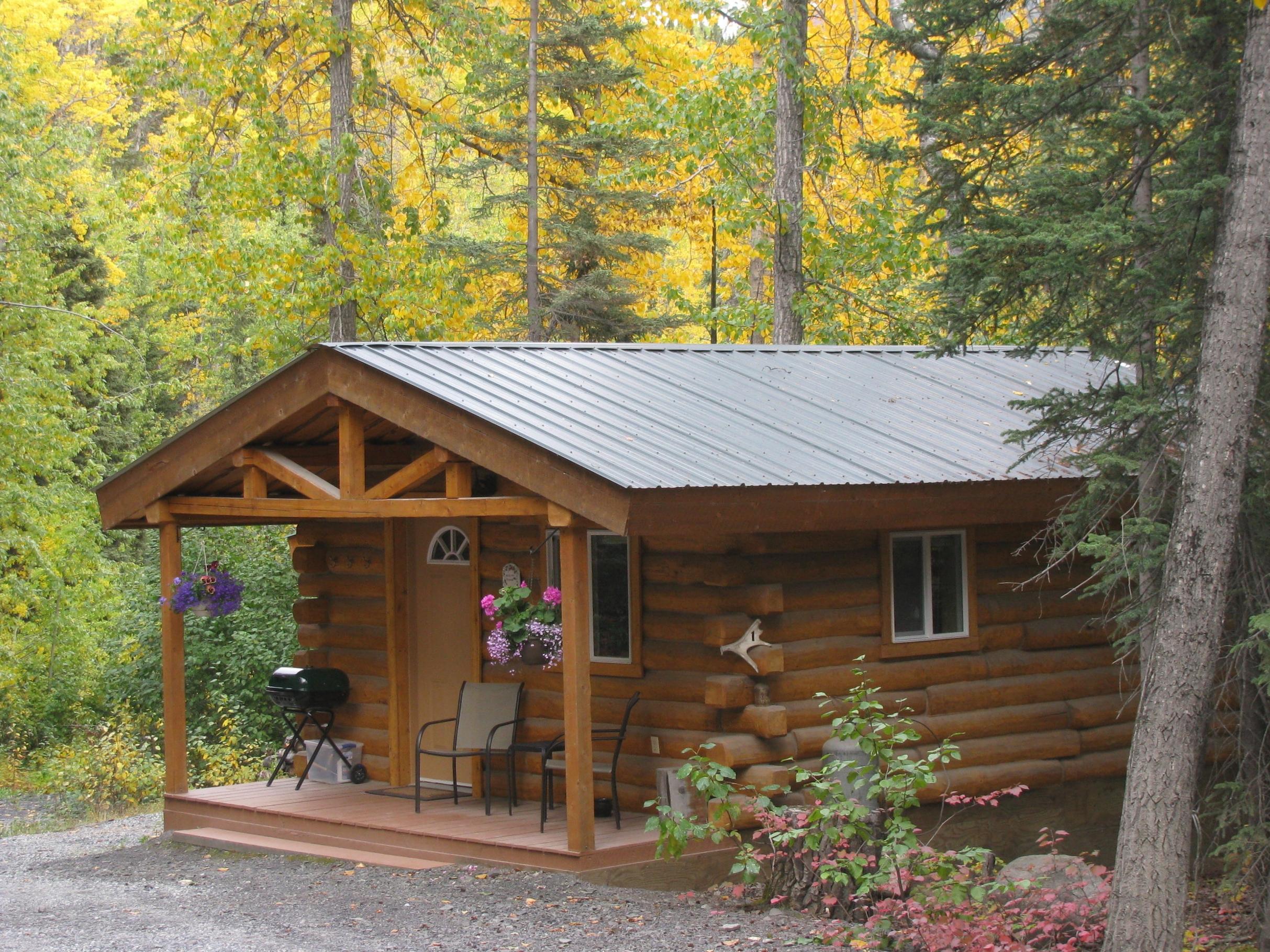 Homestead Guest Cabins Spruce Ridge Cabin
