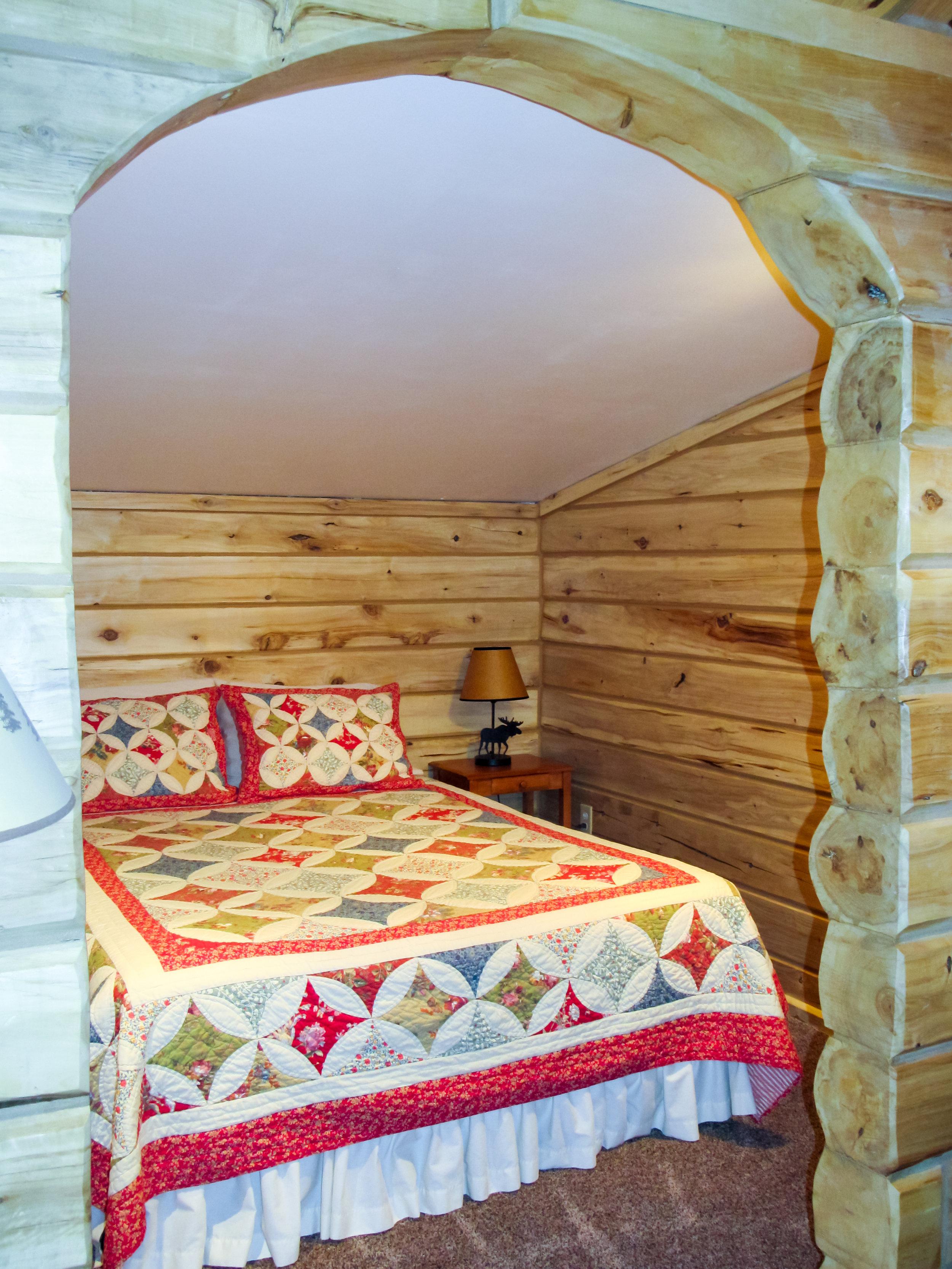 Homestead Guest Cabins Spruce Ridge Cabin #1