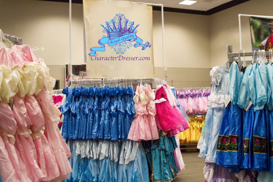 The Royal Dressers are going to be busy this March & April!