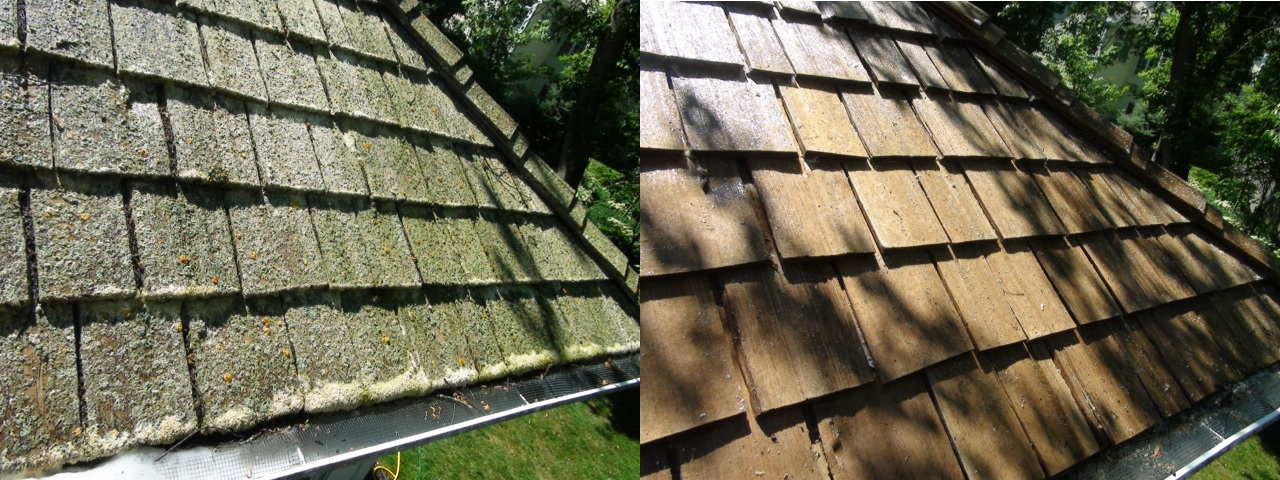 Roof Cleaning Oakville