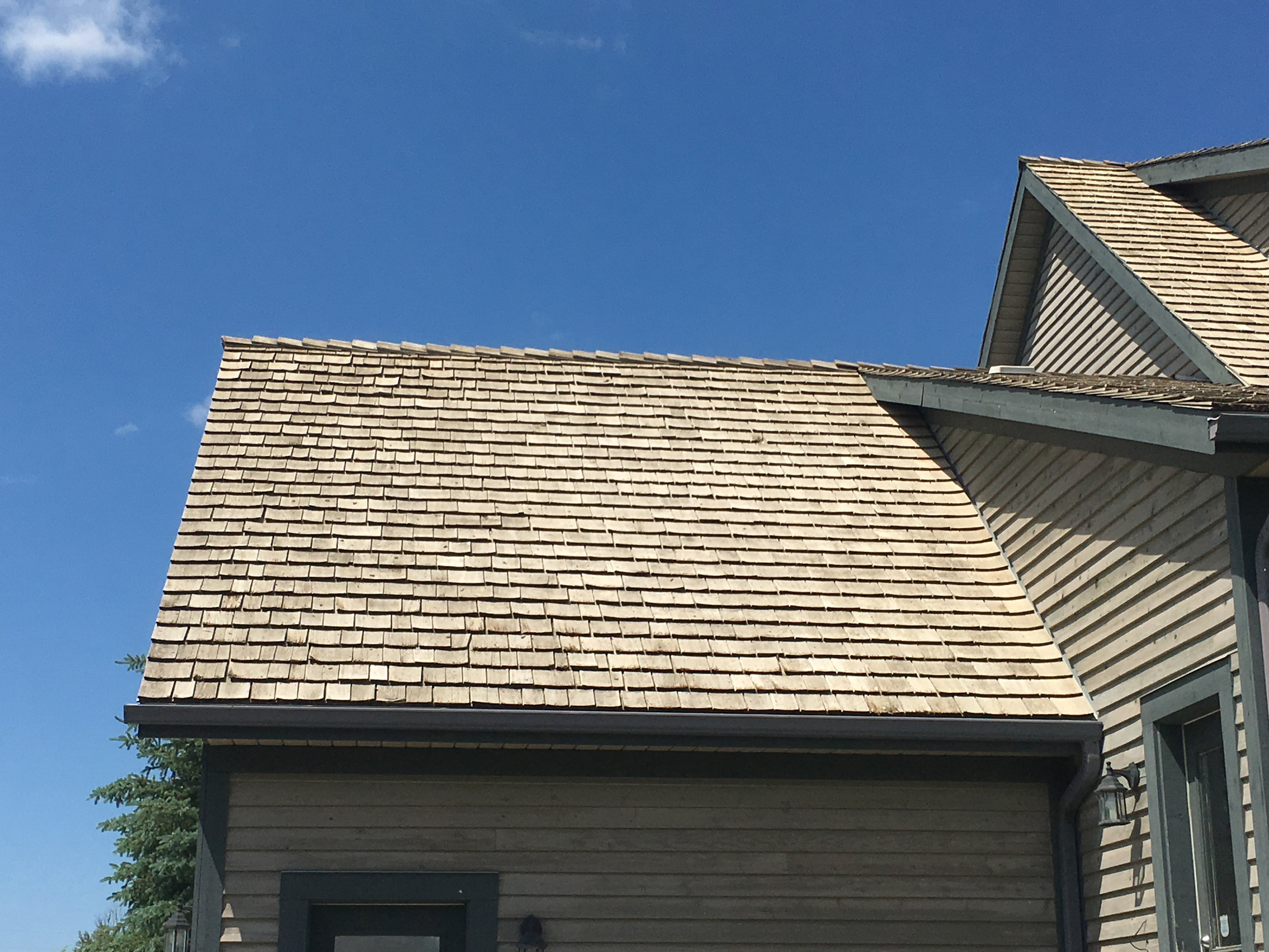 Softwash Roof Cleaning Toronto, ON