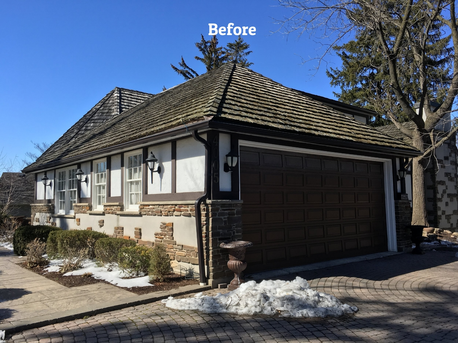 Care and maintenance of wood shingle and shake roof