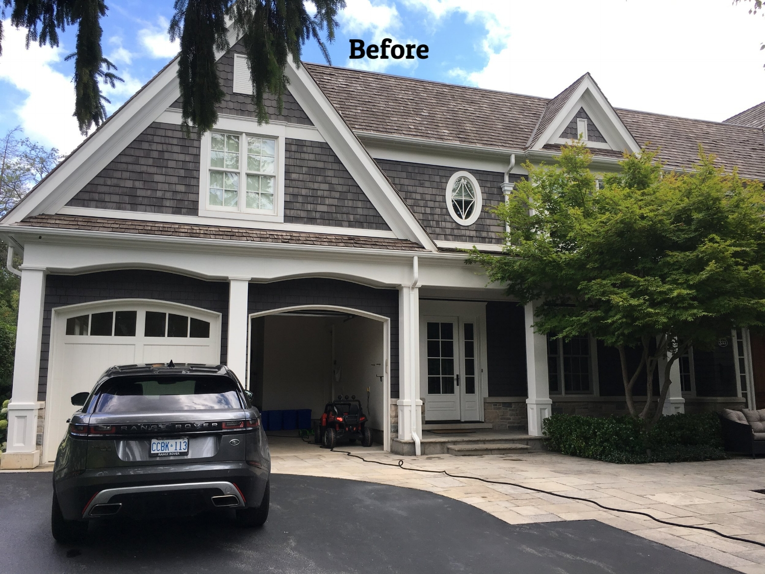 Cedar Shake Roof Cleaning Cost