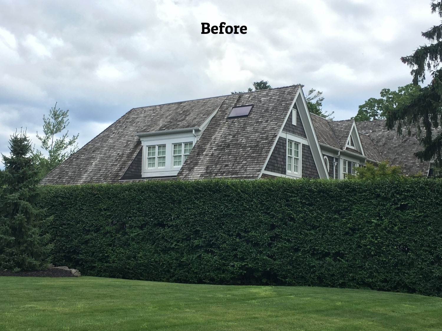How to properly maintain your cedar shake roof