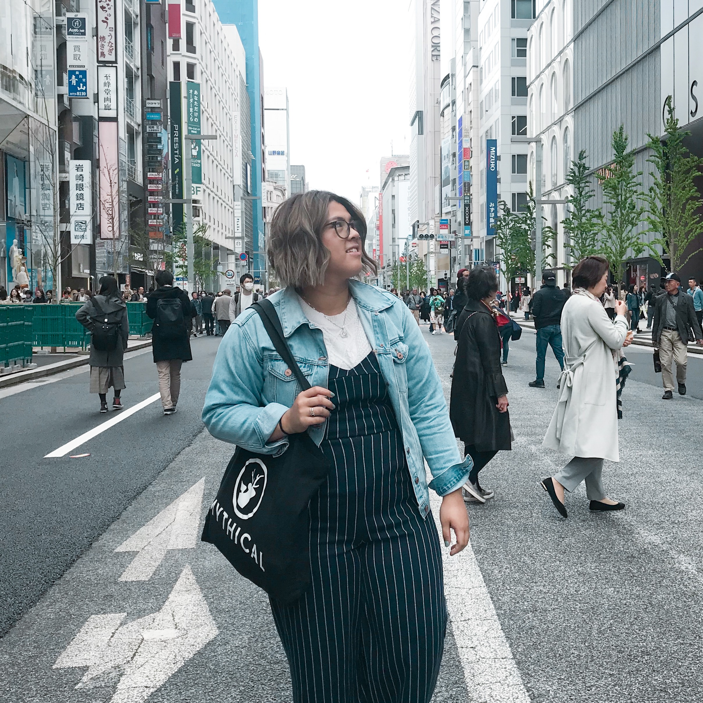 Streets of Ginza