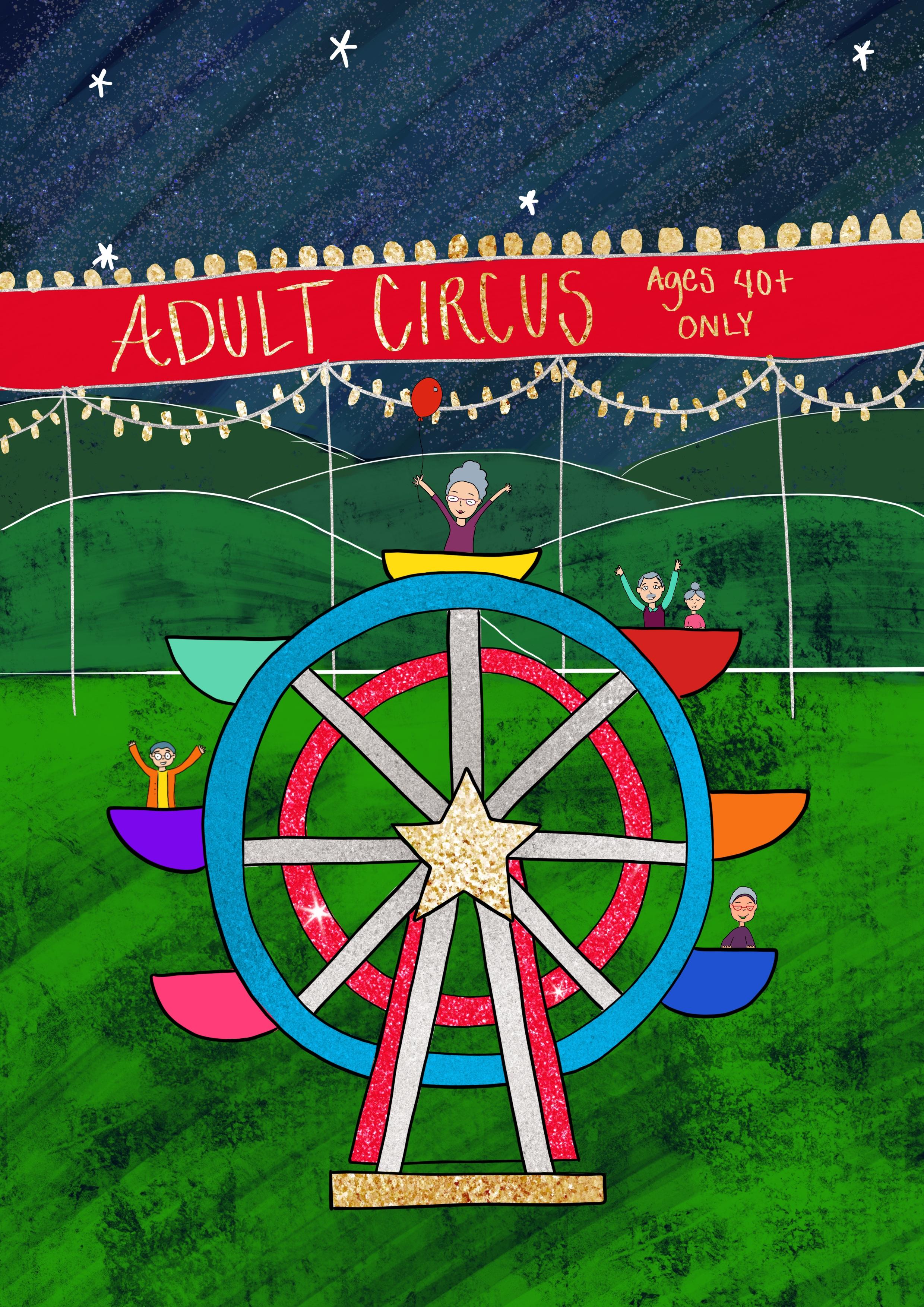 Adult Carnival