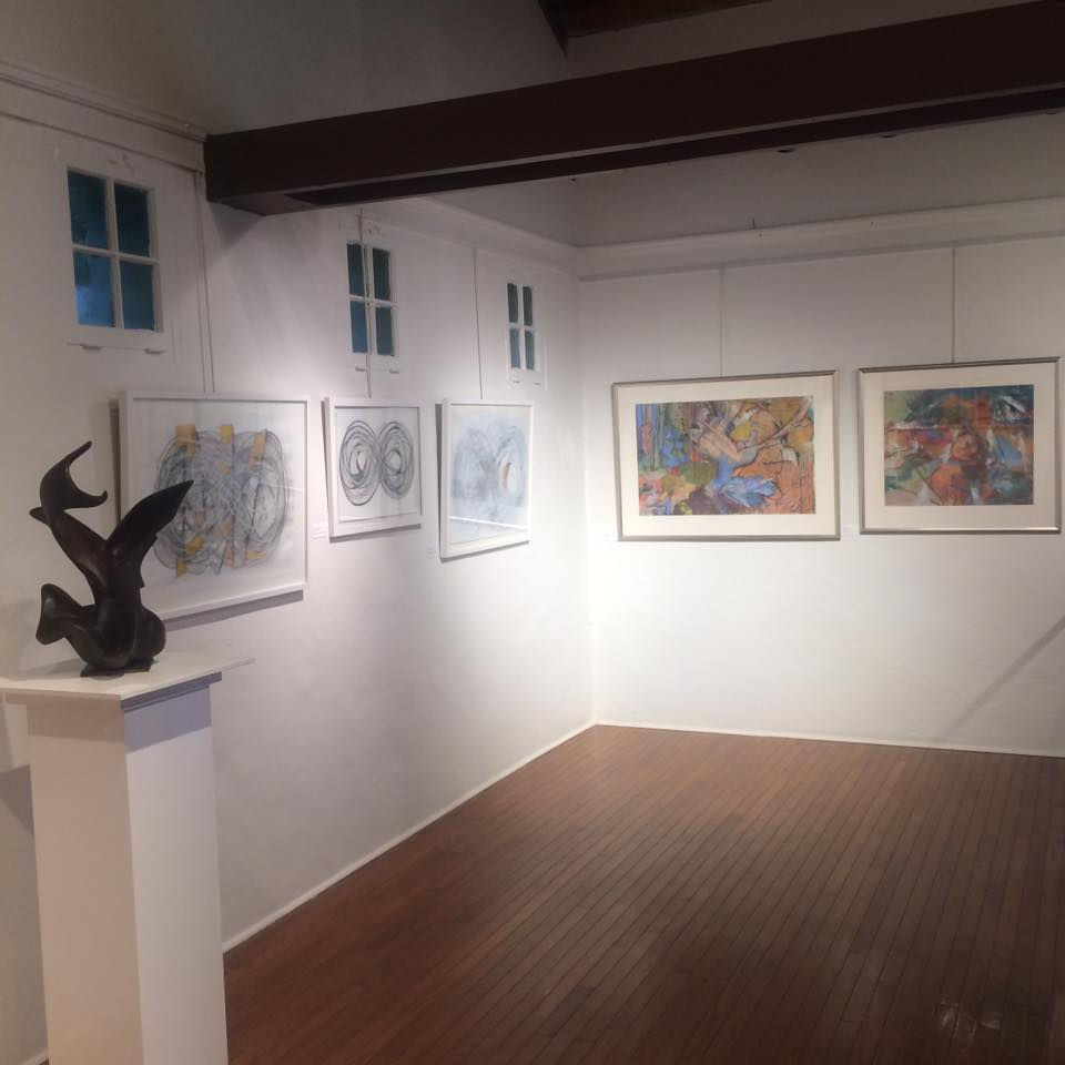 Carriage Barn Arts Center- The Primacy of Color III