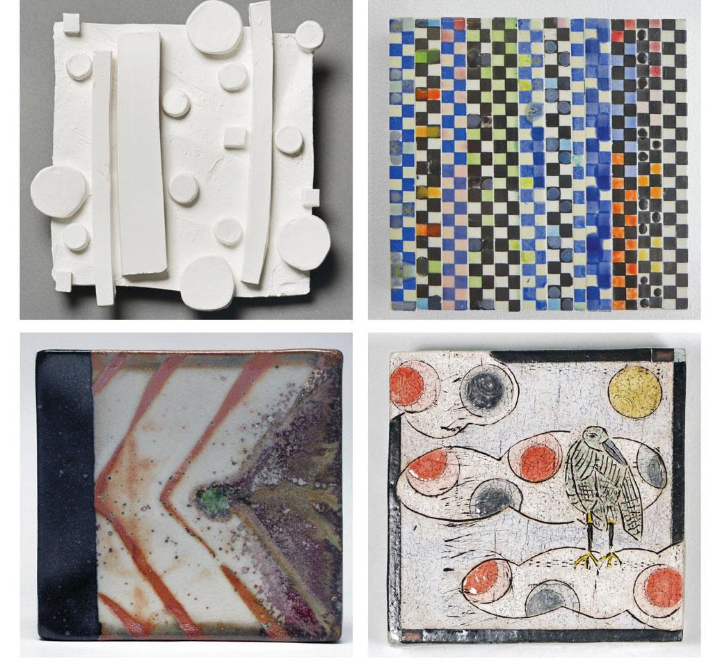 Clay Art Center Redux: Transformations 6 x 6