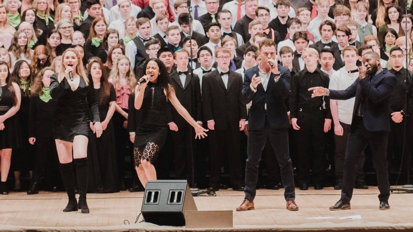 march 23rd, 2019 | Headlining at Carnegie Hall - Total Vocal - Sojourner had the honor of headlining at Carnegie Hall for Total Vocal with DCappella!