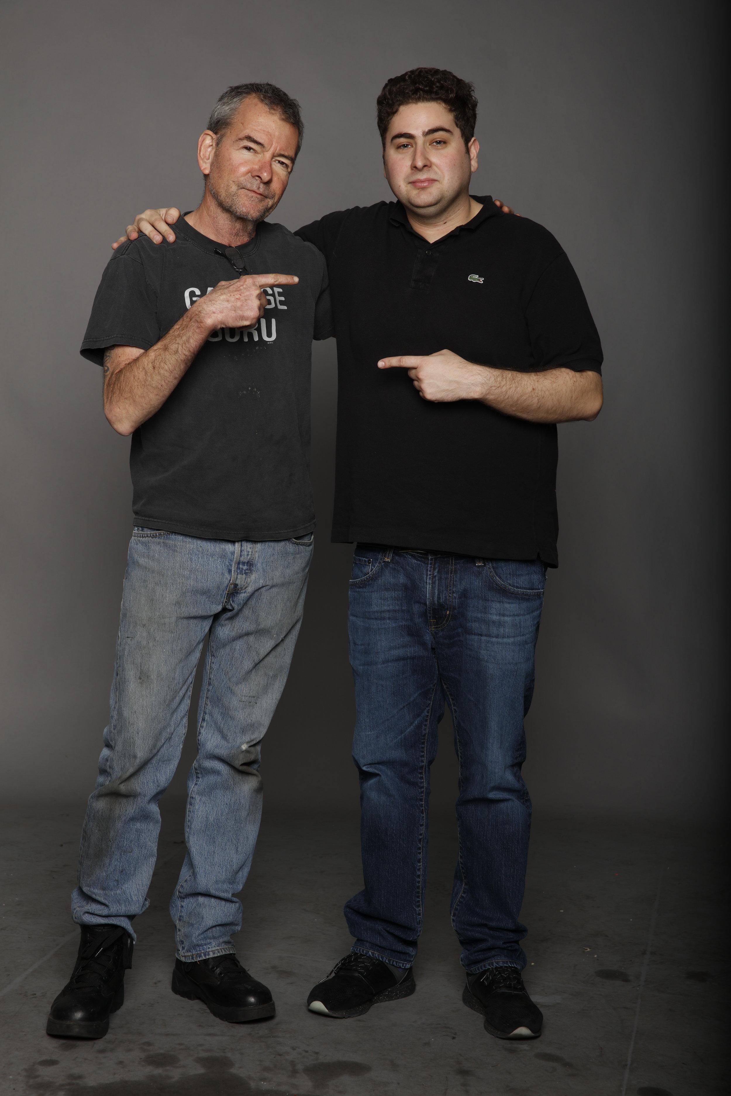 Photo by: Jason Sutter | Left: Neil Zlozower Right: Alex Kluft