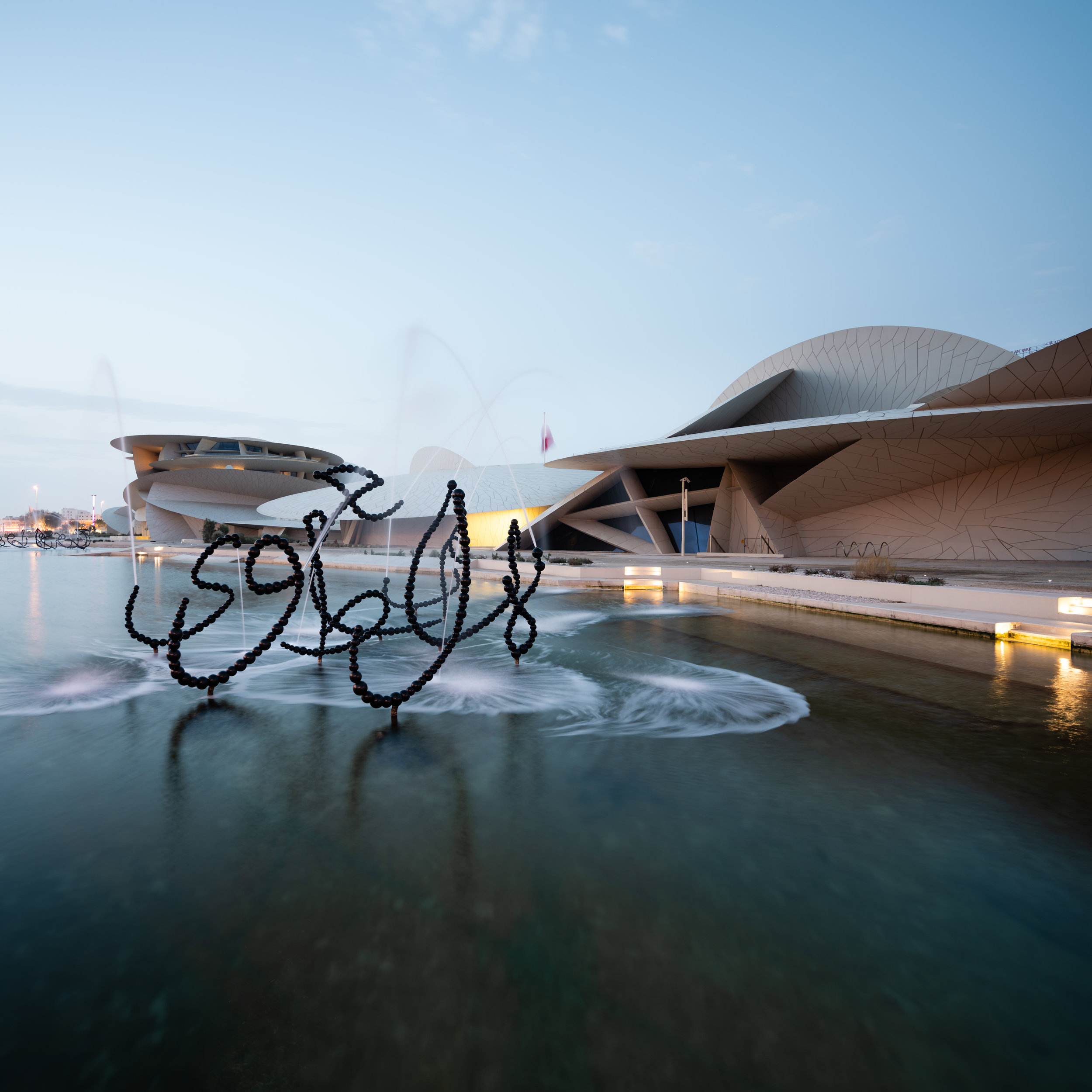 National Museum of Qatar  //  Atelier Jean Nouvel  2019
