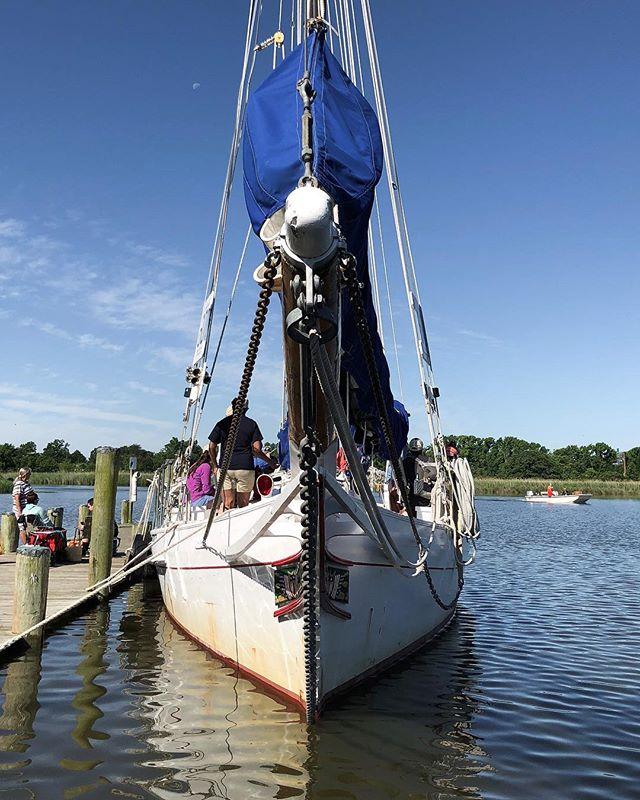 Boat training day.