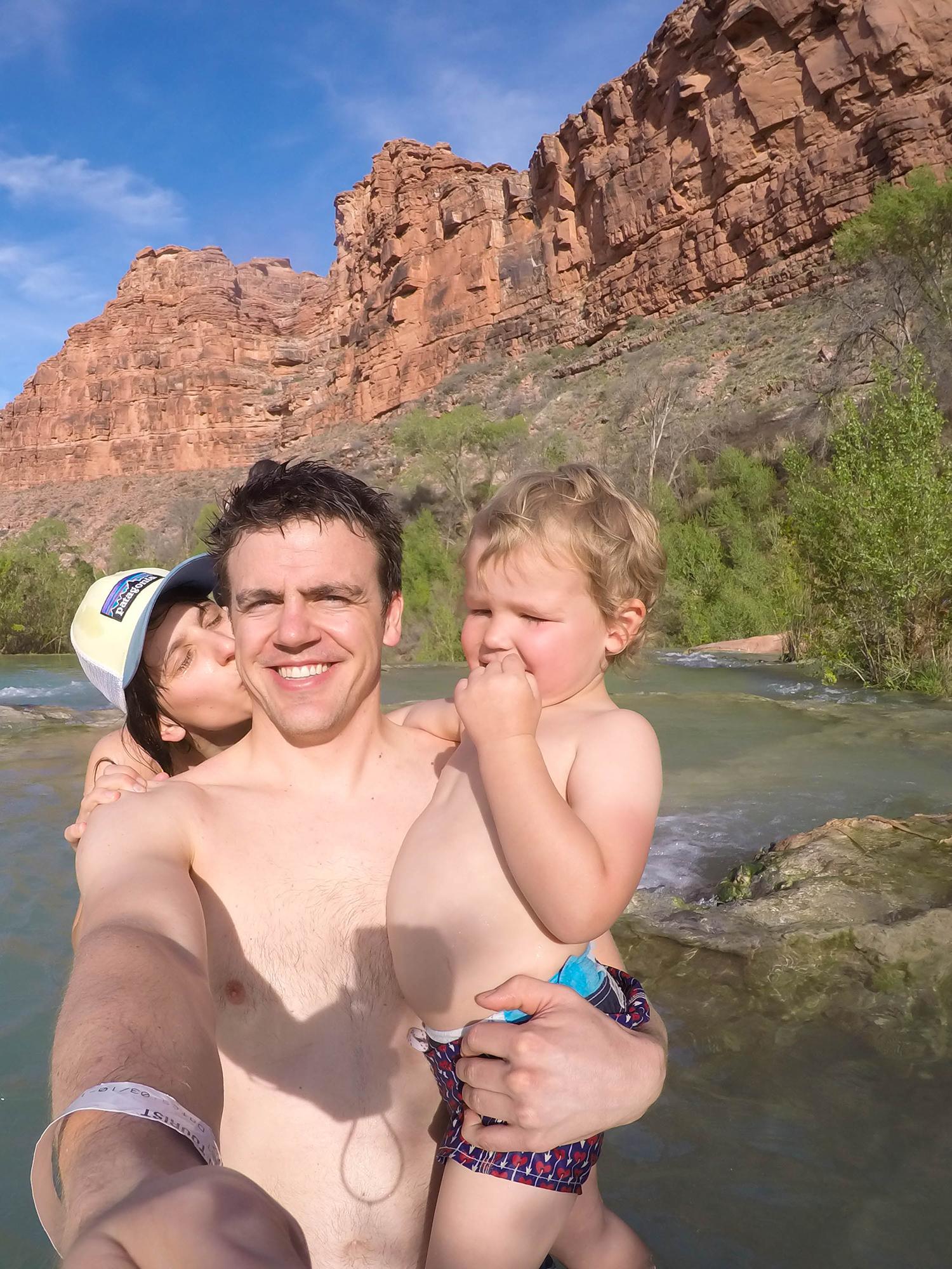 Havasupai Arizona with kids
