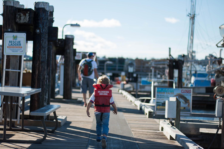 Fisherman's Wharf Victoria BC
