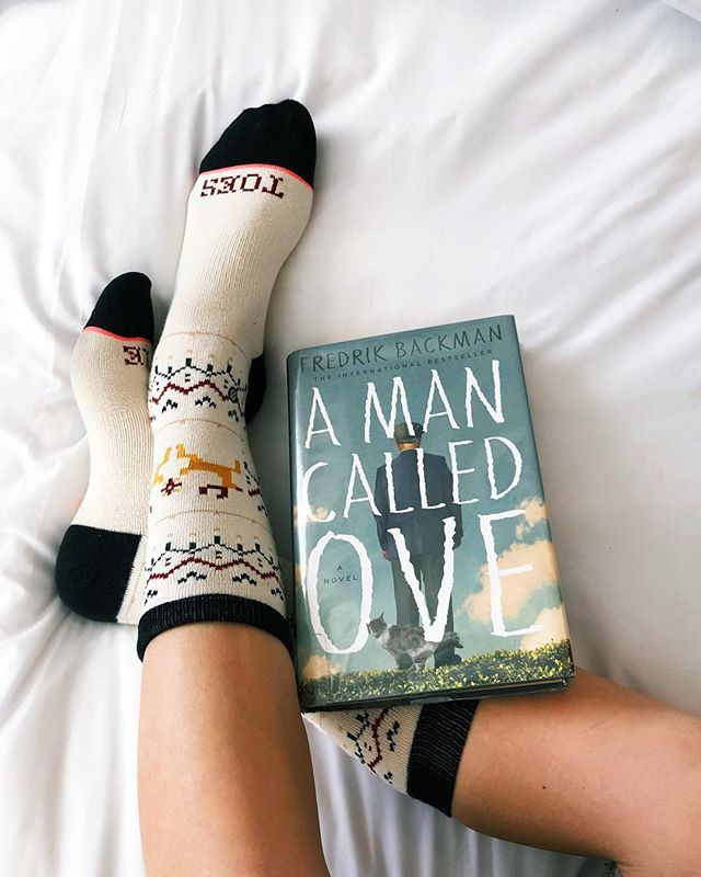 One of the best books I've read in a long time! I also just posted all the books I read in January and February (30!) on my blog so if you're looking for something to read I have tons of suggestions there. #linkinprofile • • • • • • #amancalledove #bookish #readingisfun #readallthebooks #readeveryday #read #library #bibliophile #bookstagramfeature #becauseofreading #booknerd #bookworm #mustread #booklists #alwaysreading #fortheloveofreading #booknerdigans #bookobsessed #allthebooks #bookishfeatures #novel #bookstagram #readinglist #bookrecommendations #bookblogger #booklove #fiction #readmore