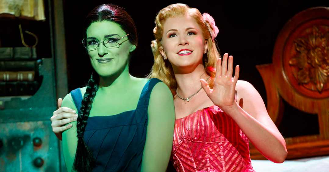 WICKED at the Hollywood Pantages Theater