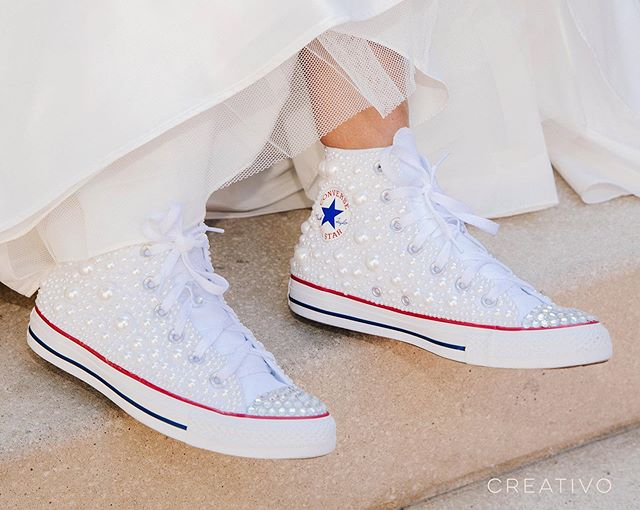 Busy #wedding and #elopement season is about to kick into high gear!  Get your bedazzled sneakers and make tracks to secure your 2019 #chicagoelopement wedding date!