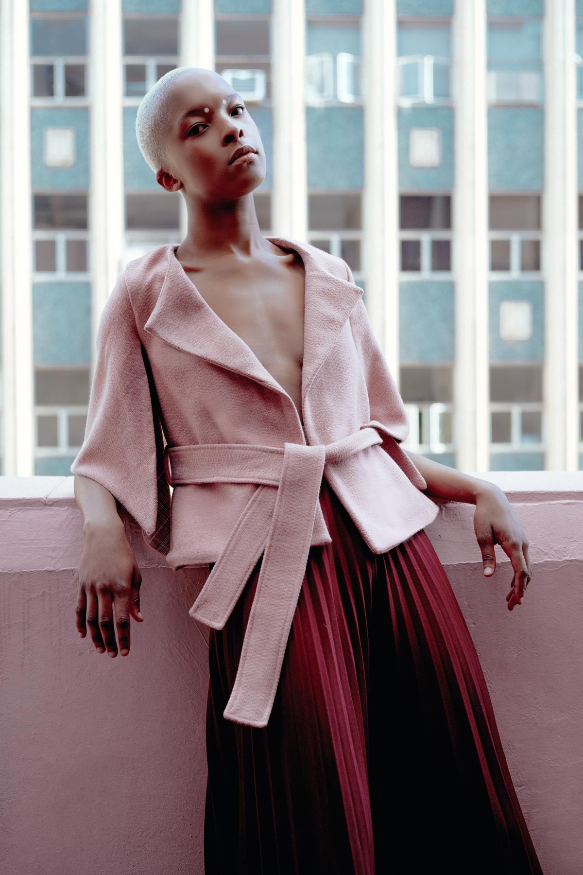 Photo Credit: VOGUE Italia Photo series: South African Fashion, Andrea Baioni 99 Juta Street Johannesburg