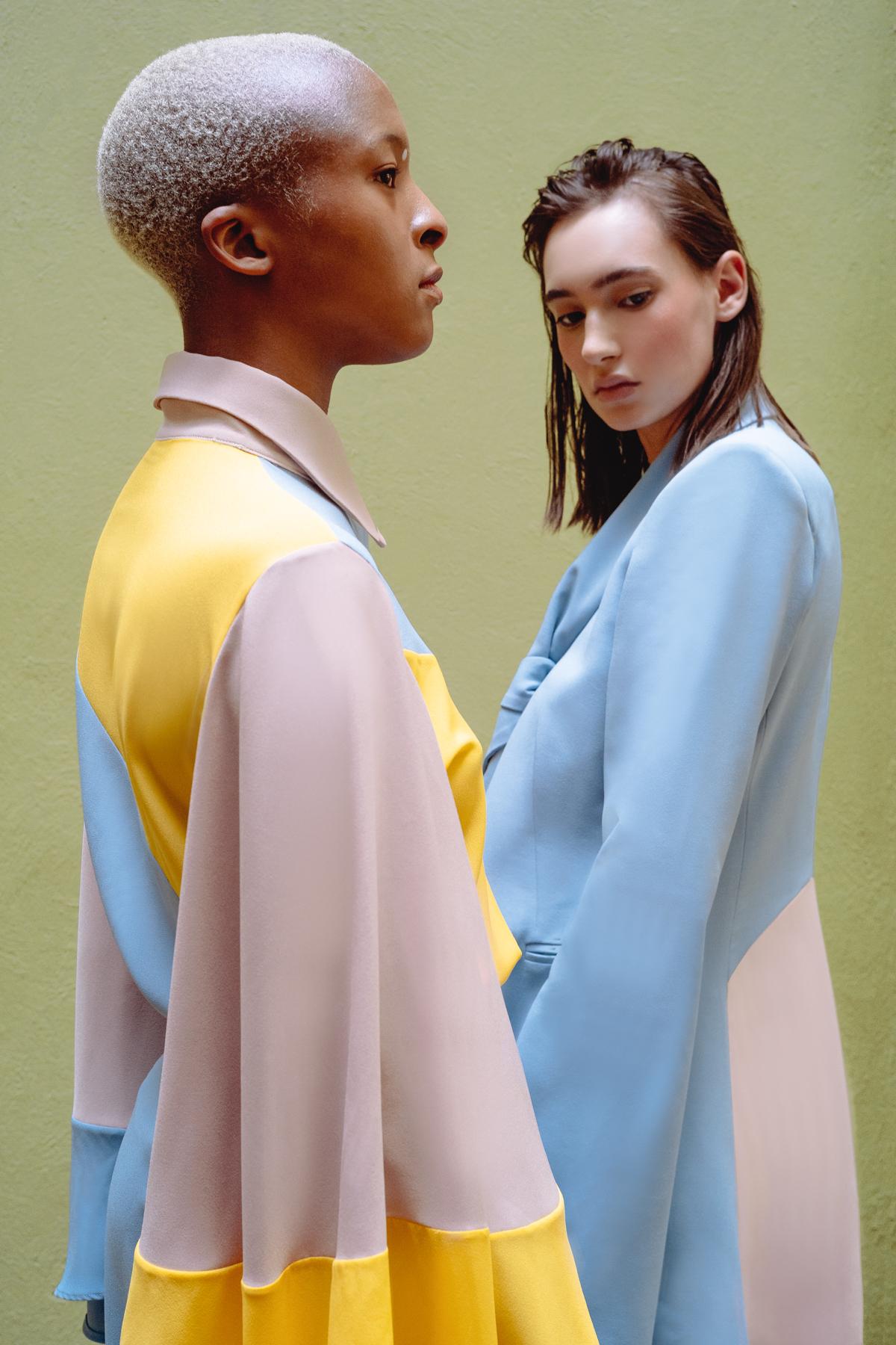 VOGUE Italia Photo series: South African Fashion, Andrea Baioni 99 Juta Street Johannesburg