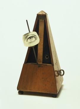 Indestructible Object Man Ray, 1923