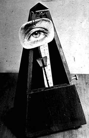 Object To Be Destroyed Man, Man Ray, 1964