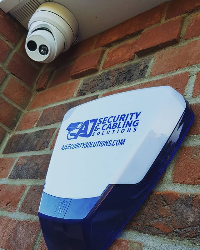 Another 4K ultra HD CCTV system installed this week alongside an intruder alarm, but more importantly another property that is protected.  #security #cctv #intruderalarms #hikvision #pyronix  W: www.ajsecuritysolutions.com E: info@ajsecuritysolutions.com M: 07841621645