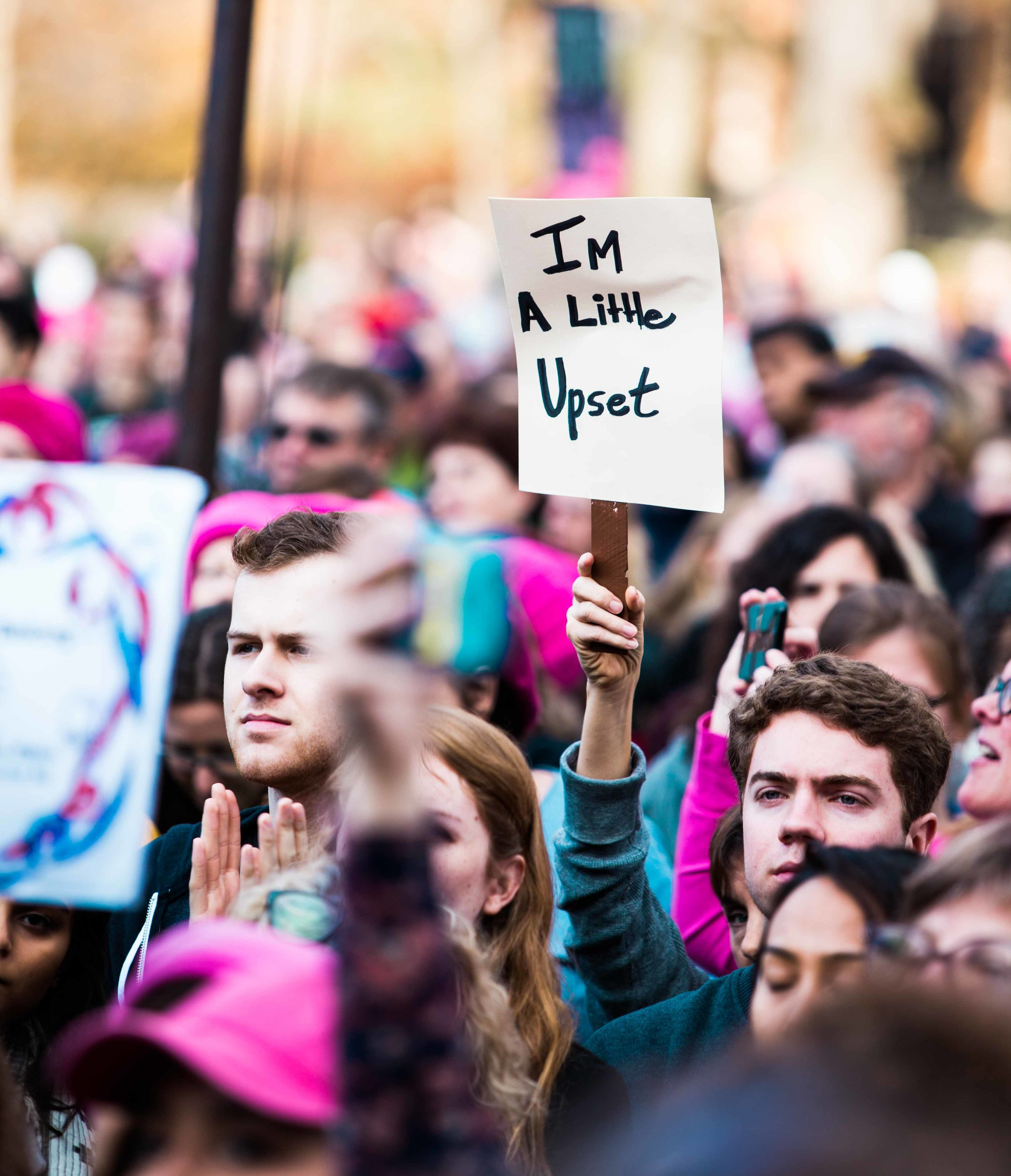 Women's March, Ann Arbor